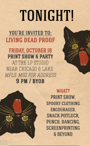 Design for Living Proof Print Collective - by Paige Guggemos